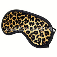 C18Women's Leopard printed sexy eyeshade,adult's sexy game fetish mask goggles Leather Concept 61036
