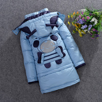 Child down coat female child down coat male child baby down coat children's clothing down coat