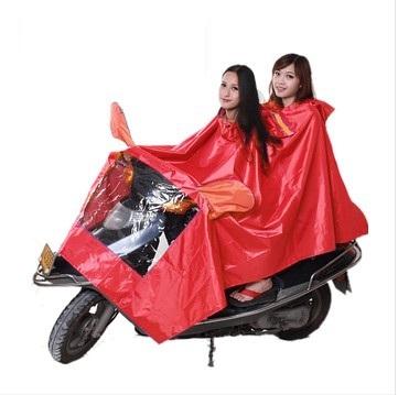 Плащ велосипед электрическая велосипед плащ мотоцикл плащ двойной утолщение пончо
