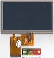 4.3'' inch KD43G18-40NB-A1 KD43G18 A5 4.3 C430P T43P12 GPS lcd screen display+touch screen digitizer