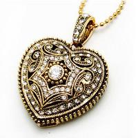 Wholesale 8GB heart shape usb flash drive 100% Full capacity 8GB USB jewelry Gift sticks
