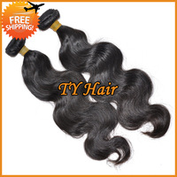 wholesale 5A unprocessed virgin brazilian hair extension body wave,mix length 4pcs lot,remy human hair weave queen hair products