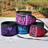 Peacock belt knitted Violet single-circle automatic buckle women's flower graphic patterns strap accessories