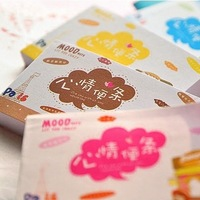 Korea stationery note pad 80 small