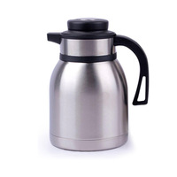quality double layer stainless steel thermal pot thermos bottle hot water bottle