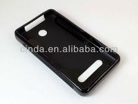 20pcs/lot Free shipping Crystal S-Line TPU Soft Plastic Gel Case For  Nokia Asha 210