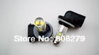 2 pieces / lot 881 886 894 898 899 50w Cree+Samsung LED SMD Fog Light Daytime Running Light Bulbs 12V
