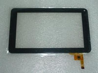 Free shipping 7 inch 12pin 86v general touch screen ,A13 tablet capacitive touch screen,cable TPT-070-128 ZET6221