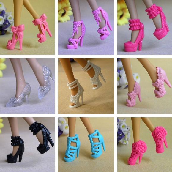 Как сделать туфли для барби с картинками