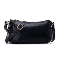 Women's cross-body bag women's bags first layer of cowhide genuine leather women's handbag brief fashion women's handbag