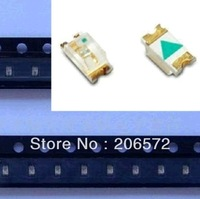 component package 0805  red yellow blue green white orange SMD LED light-emitting diode kit / package 6type *50PC =300PC
