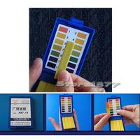 2 boxes 80 Strips Full pH 1-14 Test Indicator Paper Litmus Testing Kit s518