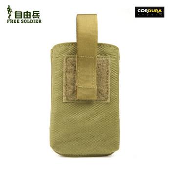 Mobile phone bag outdoor edc tactical multifunctional waist pack tool bag digital camera bag