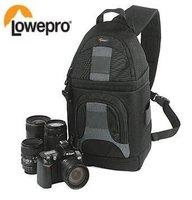 Freeship Authentic LOWEPROO SlingShot 200 AW Photo Digital Camera Backpack/Bag Shoulder Carry Bag Travel Bag for nikon canon