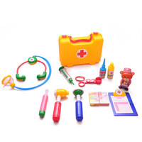 Moon and stars toy baby small medicine box toy set