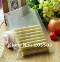 20*25cm transparent vacuum bag for food packaging ,plastic bag ,thickness 0.24mm