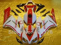 Free shipping,Cheap bodywork Fairings for Honda CBR1000RR 2004-2005 04 05 PRAMAC Motorcycle Fairings sets (Injection molding)