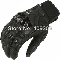 Furygan AFS-16 genuine Leather Street Gloves  motorcycle motorbike racing  gloves Size M L XL