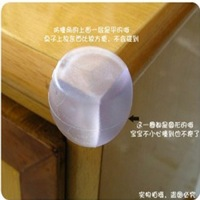 Free shipping 10pcs/lot good quality PVC Baby Edge & Corner Guards Safety baby guards wholesale