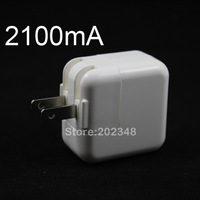 US PLUG 10W 2100MA USB Power Charger For iPhone 3GS 4G 4S iPhone 5 iPod iPad 1 2 3