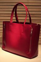 free shipping 2013 new women Hot-selling double zipper shoulder bag vintage handbag motorcycle bag messenger bag