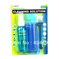 FREE SHIPPING new LCD screen clean suit threepiece