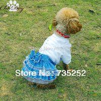 Hotsale 1pc Women's Dog Printed Chiffon V-neck Long Sleeve Leisure Button Shirt Blouse Tops Size XS S M L XL