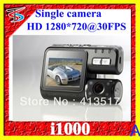 HD 1280*720P IR Car Black Box Car Dvr Car Vehicle CAM Video Camera Recorder Camcorder DVR I1000 Free Shipping(P-05A)