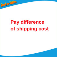we will not send any real product for this link, it is only for buyer to pay difference of shipping cost