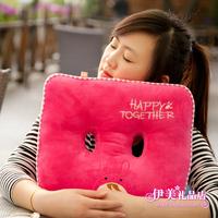 New 2013 lovely comfortable cartoon cushion & nap pillow cushion&car booster cushion full colors Free Shipping