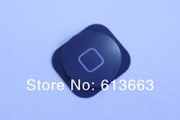 DHL100% Original Home Button Replacement for iphone 5 Home Button(black)