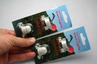 2 size in 1 Night Fishing Rod Tip Clip on Fish Bite Alarm Alert Strike Light