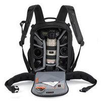 Freeship Lowepro Flipside 400 AW Digital SLR Digital Camera Photo Bag DSLR Travel Backpacks 100% Genuine,with ALL Weather Cover