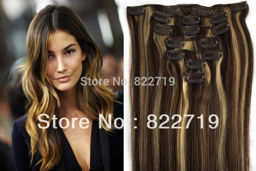 Buy Real Human Hair Extensions 114