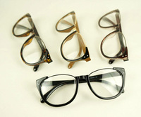 Wholesale Fashion Vintage Rivets Eyeglasses New Acetate designer Eyewear Free shipping
