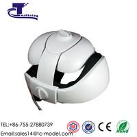 TC Massager Brand TC-934 LCD display music + vibration + air pressure head massager Free Shipping
