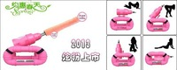 Female sex machine gun machine automatic thrusting masturbation machine for woman men Movement Speed:0-420 times/minute,sex toy