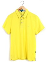 Thething Men yellow polo shirt