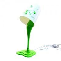 Derlook exquisite paint bucket table lamp