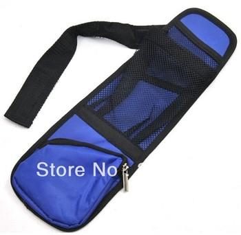 2pcs Car multi function Pocket Storage bag Organizer Bag sundry bag for Back seat side chair 3 color choose