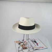 Billycan wool fedoras white hat