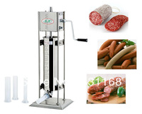 Vertical enema thick stainless steel manual sausage machine sausage machine sausage machine
