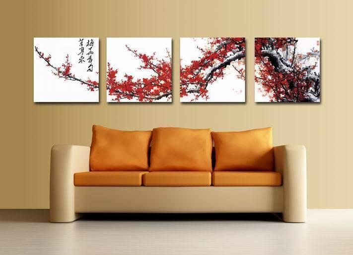 Online kopen wholesale perfecte woonkamer uit china perfecte woonkamer groothandel - Idee schilderij living ...