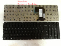 Genuine New Free Shipping For HP Pavilion G7-2000 G7-2100 G7-2200 G7-2300 Series laptop US Black Keyboard