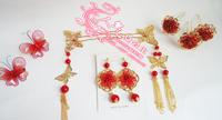Vintage hair stick cheongsam hair accessory chinese style costume hair accessory