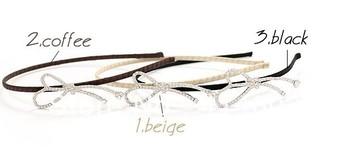 2013Free Shipping 6pcs/lot  High Quality Wegirl Butterfly Rhinestone Bridal Headband Best Wedding Jewelry/Accessories   DH137