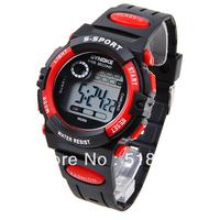 Waterproof child watch boy student watch multifunctional sports electronic watch