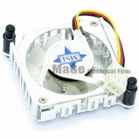 for msi mine board mother board fan north south bridge fan hole distance 6cm 43x43x11mm 3line