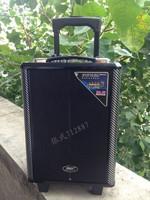 Xianke st-1201 battery outdoor square dance yoga trolley speaker dj audio