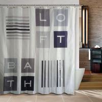 Sexy polyester waterproof bathroom products shower curtain,bath screen,bath curtain,180x180cm,lady,blue,Terylene fabric curtain